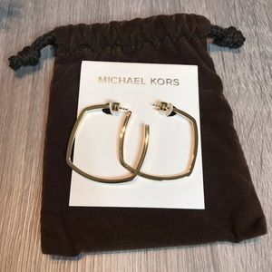 Michael Kors earrings